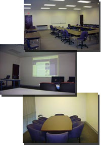 Meeting rooms and conference rooms
